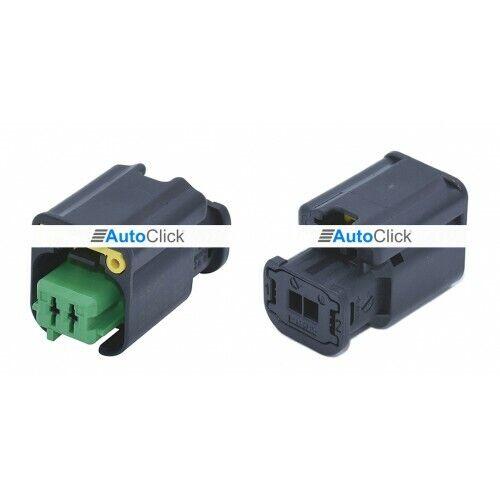 TYCO TE 1801176-5 Kit Connettore 2-WAY con terminali e le guarnizioni 2-AC319