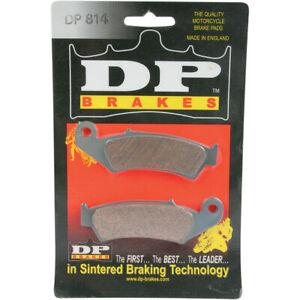 DP-Brakes-Sintered-Front-Brake-Pads-DP814-Honda-NX-250-1988-1990