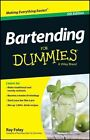 Bartending For Dummies by Ray Foley (Paperback, 2014)