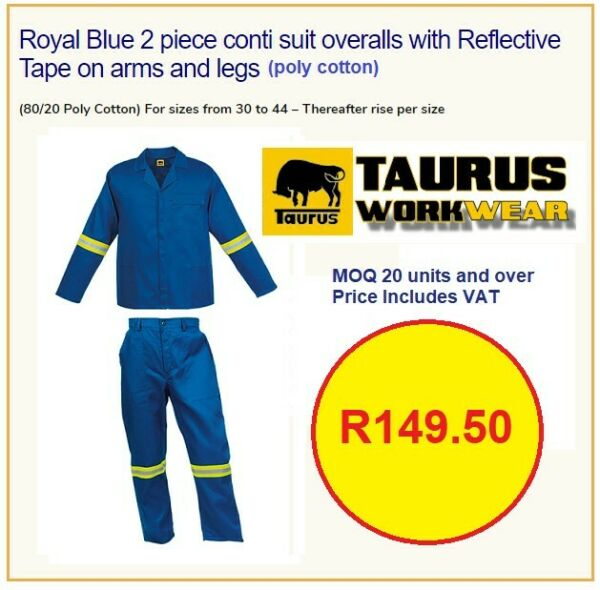 Work Suits Work Clothing Work Workwear Other Gumtree Classifieds South Africa 616027105