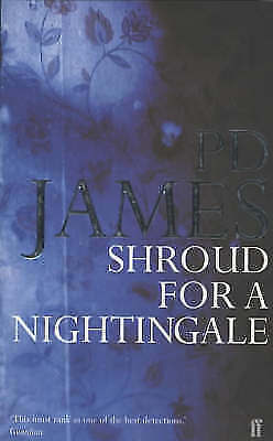 Shroud for a Nightingale, James, Baroness P. D., Very Good Book