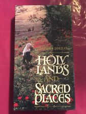 Reader's Digest HOLY LANDS AND SACRED PLACES VHS 1997 BRAND NEW SEALED