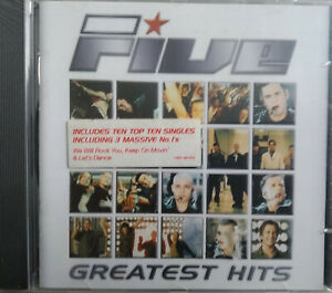 CD-FIVE-GREATEST-HITS