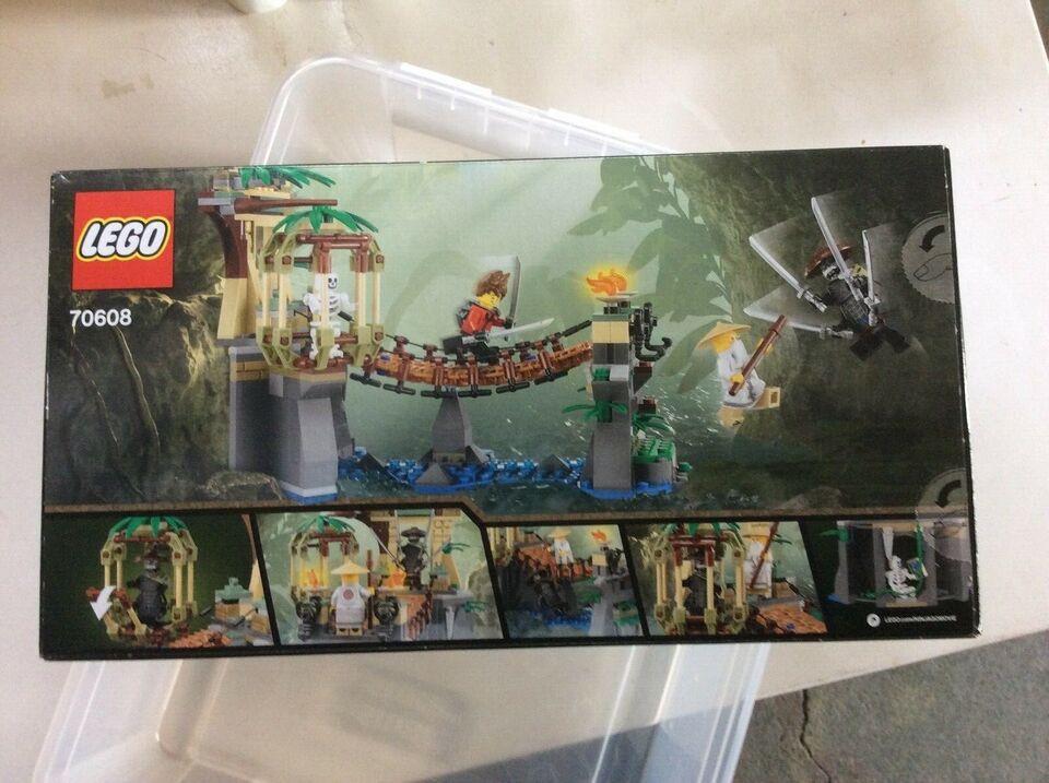 Lego Ninjago, 70608
