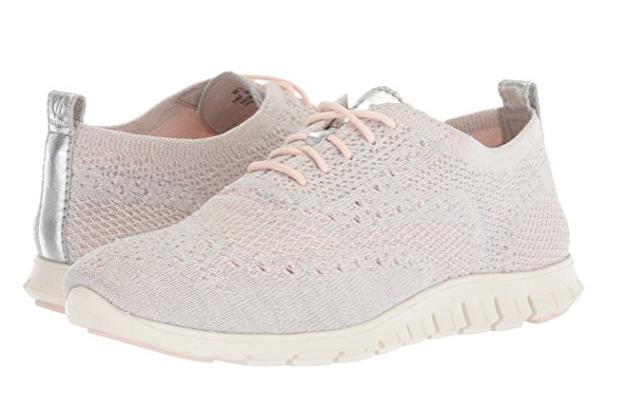 negozio di sconto NIB Cole Haan Donna    Zerogrand Stitchlite Oxford scarpe W10963 in Peach Blush  qualità garantita