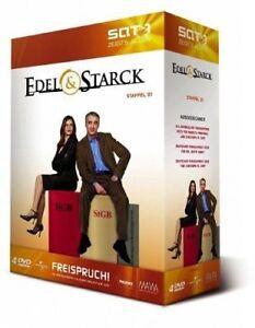 Edel-amp-Starck-Neu-OVP-Staffel-1-Box-2005-Rebecca-Immanuel-Christoph-M-Ohrt