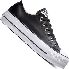 e4872ba26bec24 Converse Chuck Taylor all Star Lift Clean Leather Women s Sneaker Gym Shoe  New