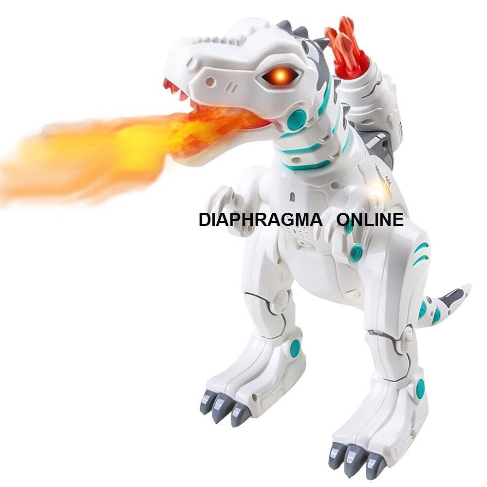 Hi-Tech Hi-Tech Hi-Tech Wireless Remote Control Robot Dinosaur Interactive RC Robot Toy 8 years+ e9d6c3