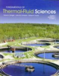 Fundamentals of thermal fluid sciences si units by turner fundamentals of thermal fluid sciences si units by turner cengel and cimbala 2012 paperback ebay fandeluxe Images