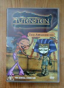 Tutenstein-The-Awakening-Rare-DVD