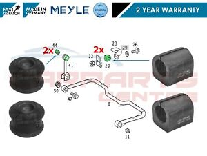 Para-Mercedes-Sprinter-95-06-Trasero-Anti-Roll-Bar-Enlaces-amp-Interior-D-Bush-Arbustos-Conjunto