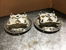 2006-2011 Can-Am Outlander 800 Pair of Front Disc Brake Rotors Max 800 4x4