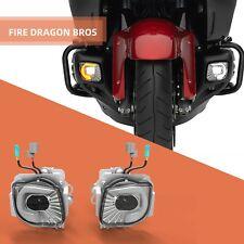 FDB LED Turn Signal Fog Light Kit For Honda 2012 13 2017 Goldwing1800 GL18 F6B