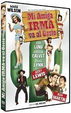 Mi Amiga Irma Va Al Oeste Jerry Lewis, John Lund, Hal Walker BRAND NEW DVD