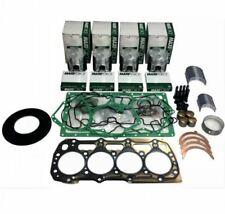 For New Holland Tc45tc45atc45d Tractor Engine Overhaul Rebuild Kit50mm Piston