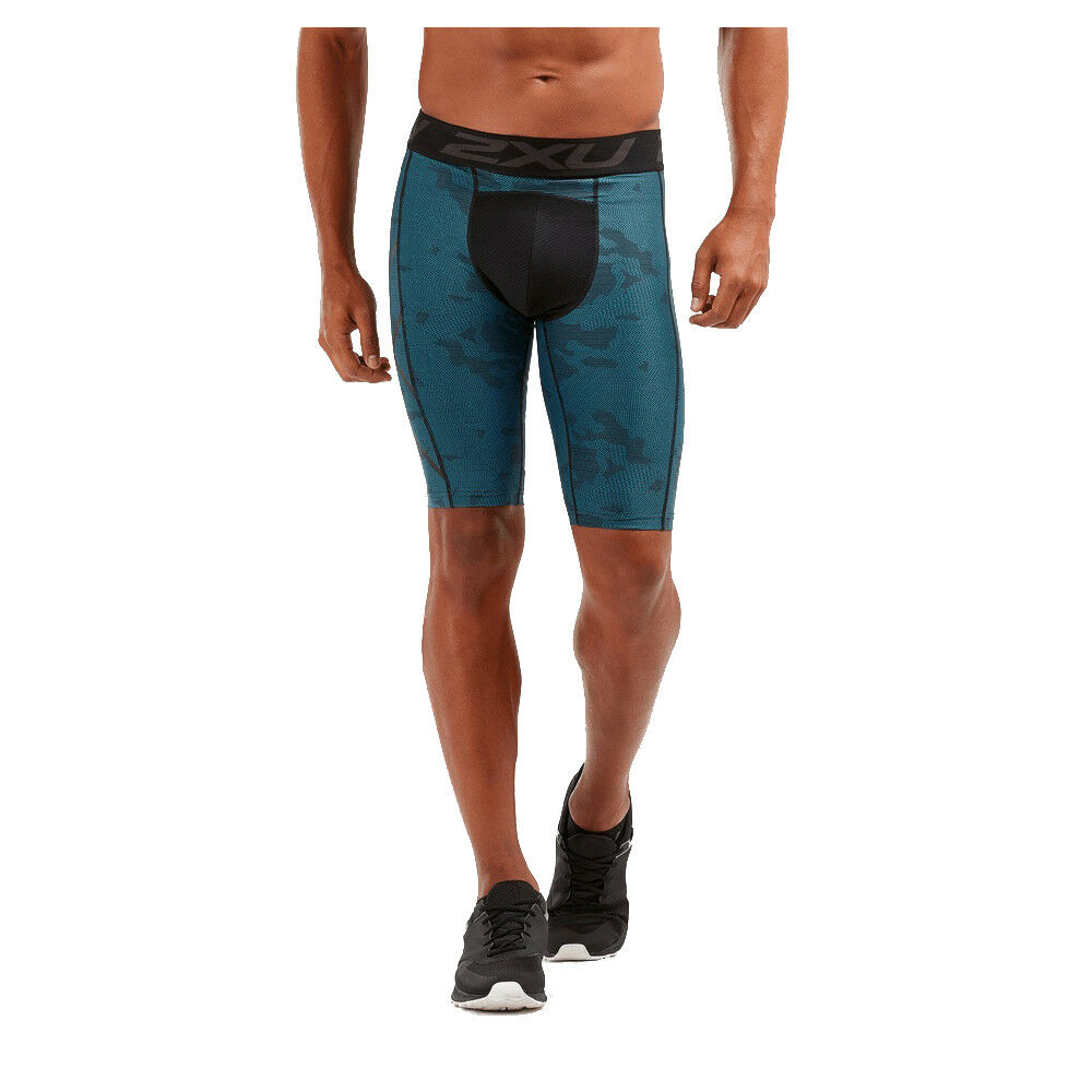 2XU Men's G2 Accelerate Compression Shorts - 2019   new sadie