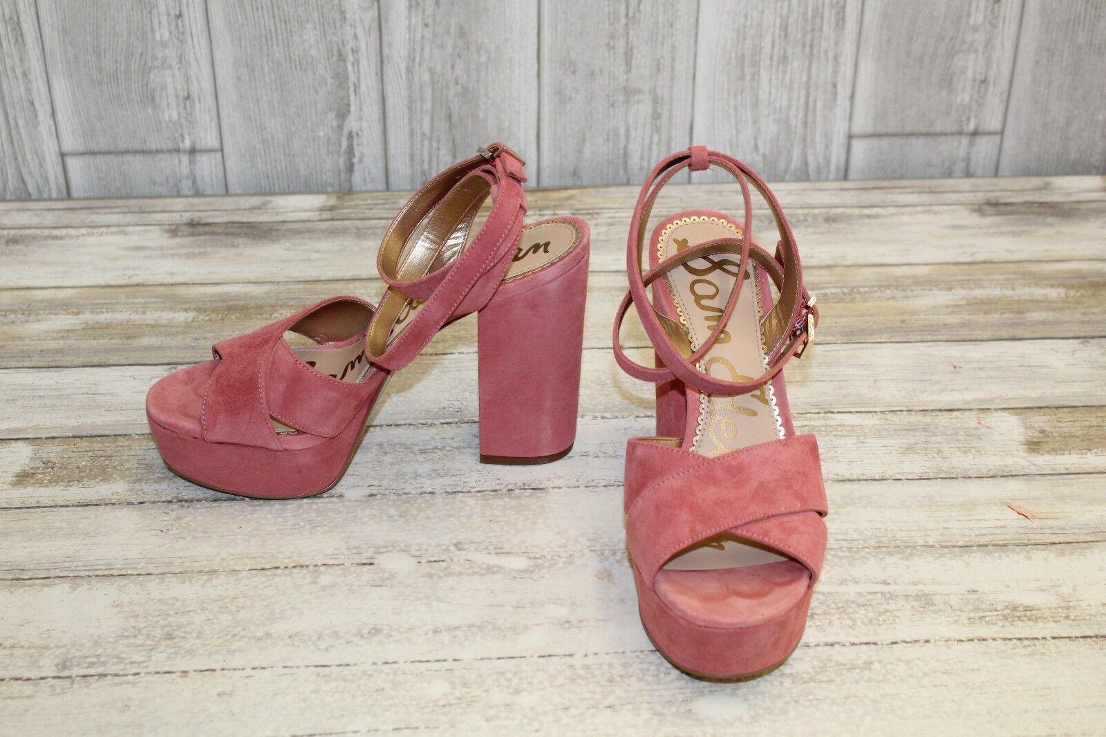Sam Edelman Mara Tacones-Para Mujer Mujer Mujer Talla 7.5 M, Coral  Seleccione de las marcas más nuevas como