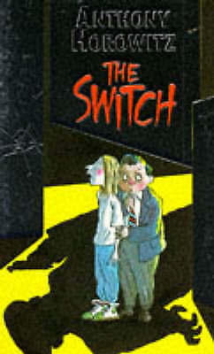 The Switch, Horowitz, Anthony, Very Good Book