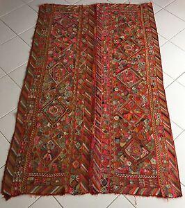 Orientteppich antik  Exklusive Antik Irak Arab Nomaden Kelim Orient Teppich 265x157 ...