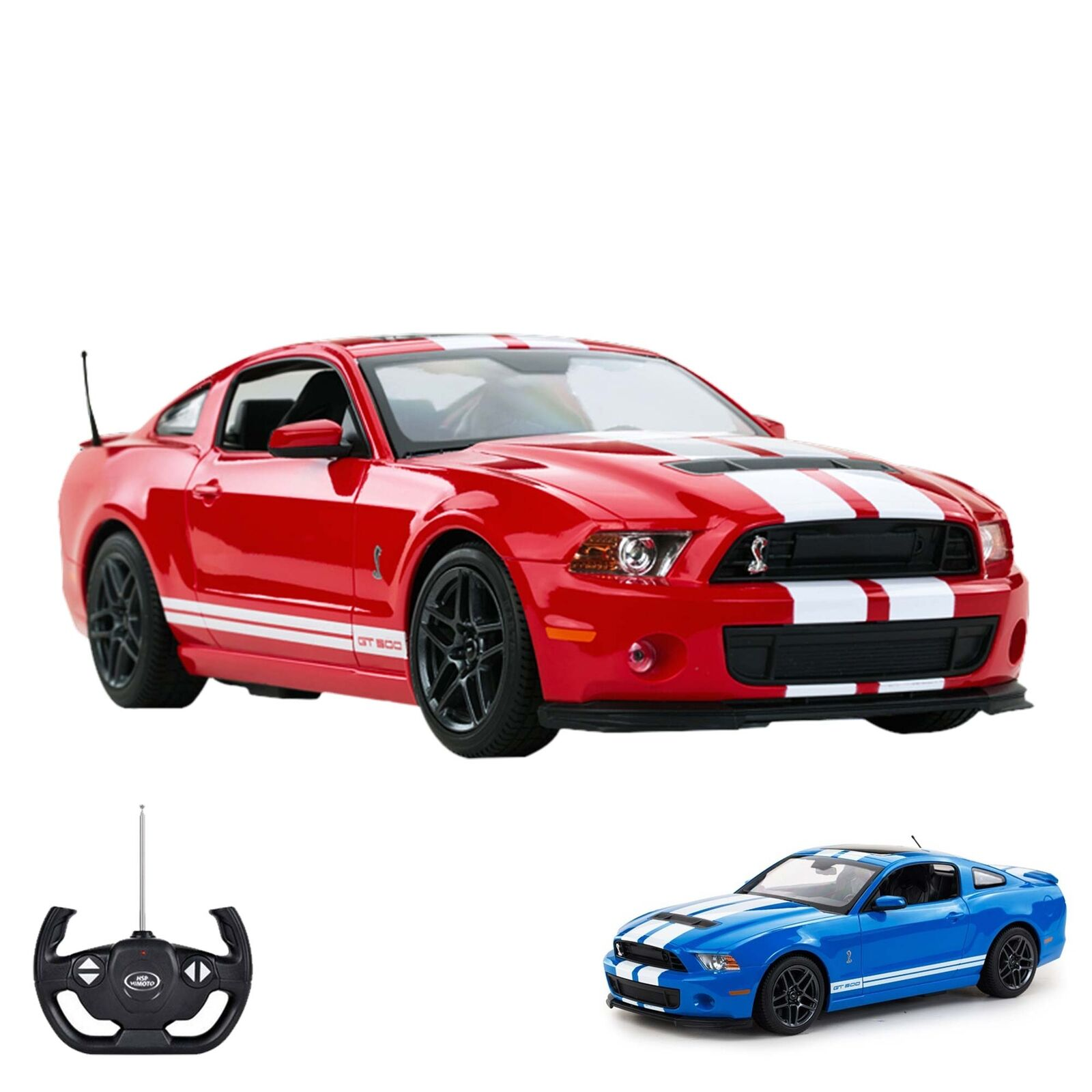Original Ford Mustang Shelby GT500 RC ferngesteuertes Auto im 1 14 Massstab