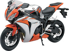 New Ray Die-Cast Honda CBR1000RR Motorcycle Replica 1:6 Scale Orange 49293