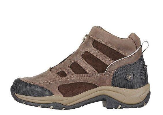 Ariat Damas terreno Zip H20 botas botas botas en Marrón Varios Tamaños Disponibles a9b8f2