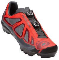 Pearl Izumi X-project 1.0 Mtb Carbon Cycling Shoes Mandarin Red/black 44