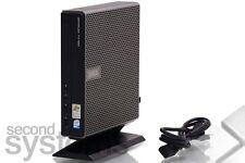 Dell OptiPlex fx160 MINI PC ATOM 230 1,6ghz/1gb di RAM/2gb Flash/piede di supporto