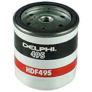 Delphi-Filtro-De-Combustible-Diesel-HDF495-Totalmente-Nuevo-Original-5-Ano-De-Garantia