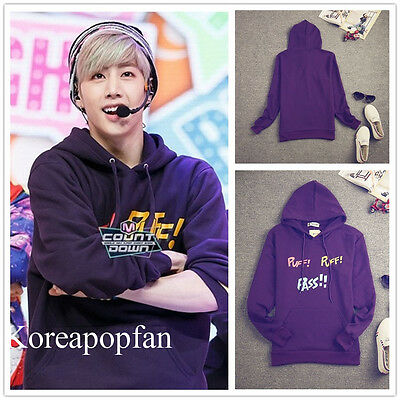 Got7 YOUNGJAE BAMBAM JB MARK JACKSON JR just right 2015 Kpop PURPLE hoodie New