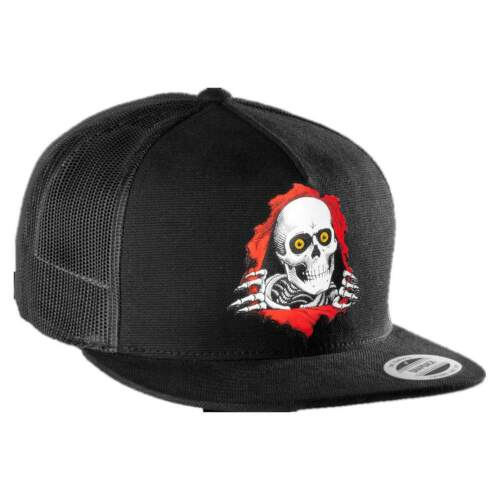 Powell Peralta Trucker Ripper  Cap Black Men