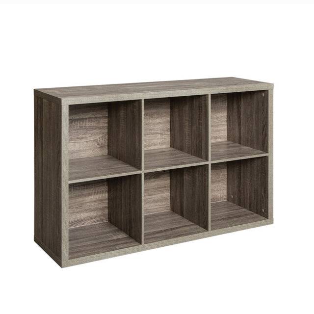 ClosetMaid Decorative Storage 6 Cube