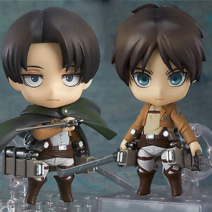 Attack-On-Titan-Eren-Nendoroid-Anime-Figma-Figuren-Spielzeug-Actionfigur-10-cm