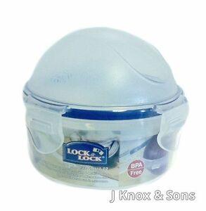 Lock and Lock HPL932A 300ml Onion Garlic Storage Container Plastic