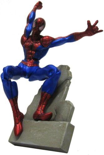 - - Spider Man Marvel Rare FIGURES Kaiyodo Vignette ultimate Japanese set