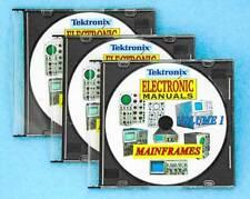 Tektronix Mainframe Equipment Manuals On Cd