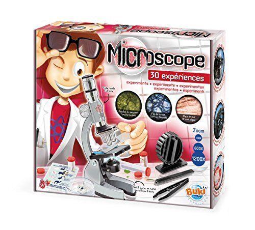 Invincible pour forcer forcer forcer le groupe à acheter aucune livraison à des prix abordables Buki France MS907B-Microscope 30 Expériences 39cbf0