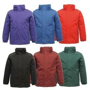 Regatta Kids Classic School Waterproof Jacket Boys Girls Childrens Hooded Coat
