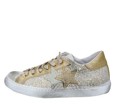 Amf11_2sta Scarpe Sneakers 2star Donna Multicolore Prezzo Ragionevole