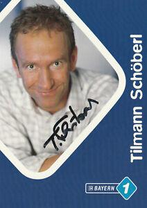Tilmann Scöberl Radio Bayern Org. Sig.