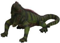 24 Iguana Figure Statue Reptile Lizard Gecko Large Sculpture Figurine Statue
