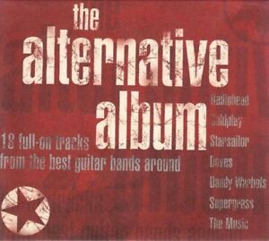 THE-ALTERNATIVE-ALBUM-OF-VOL-1-various-CD-compilation-2004-indie-alt-rock