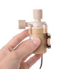 12V DC Solar Power Submersible Fountain Pond Brushless Water Pump 126Gph TE087