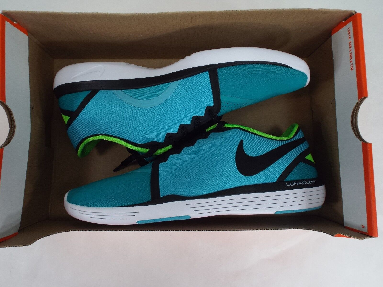 quality design 62da4 62ab6 ... discount new gamma femmes 9 nike lunar sculpt yoga crossfit gamma new  bleu chaussures 100 808602