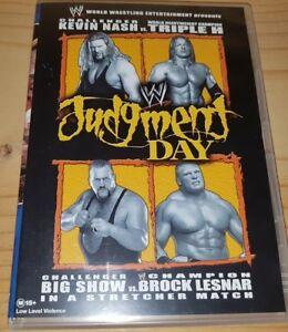 2003-WWE-Judgement-Day-IN-VGC-Lesnar-Vs-Big-Show-Triple-H-Vs-Kevin-Nash