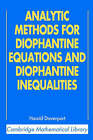 Analytic Methods for Diophantine Equations and Diophantine Inequalities by H. Davenport (Paperback, 2005)