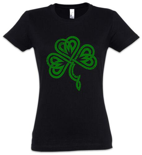 Shamrock Irish Knot III t-shirt Cloverleaf Irlanda Ireland trébol celtas