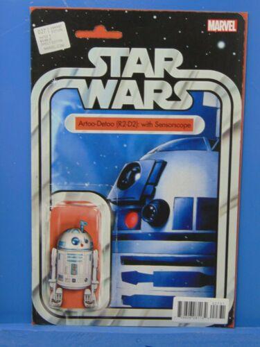 Star Wars #27 R2-D2 Sensorscope Action Figure Variant Marvel Comics HP2009
