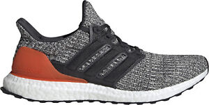 Détails sur adidas Ultra Boost 4.0 Mens Running Shoes Grey Cushioned Neutral Run Trainers
