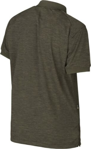 Härkila Polo-Shirt HÄRKILA Poloshirt TECH dark olive//willow green Neu